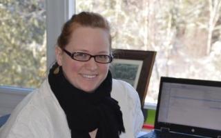 Marjorie-Audrey, responsable détaillants