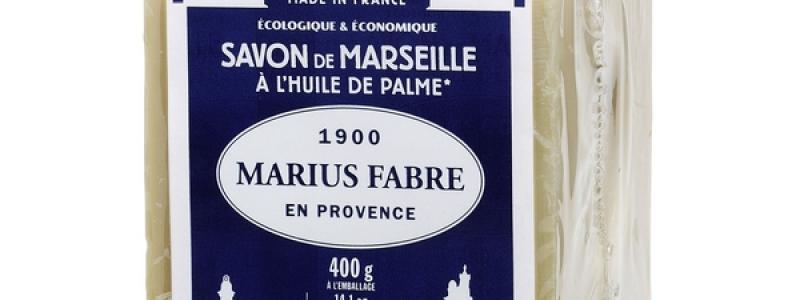 Savon beige de Marseille - cube 400 g
