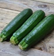 Courgette Dark Green - Bio