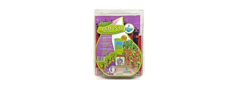 Diffus'o Iriso Kit 10 plantes