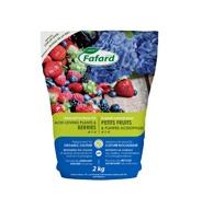 Engrais naturel pour petits fruits et plantes acidophiles ( 4-1-4 ) - 2 kg