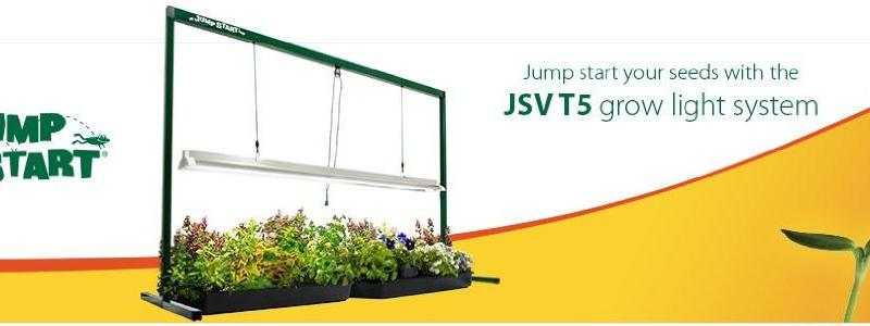 Système lumineux pour semis et plantations - 48 po