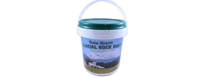 Poussière de roche glaciaire - 2 kg