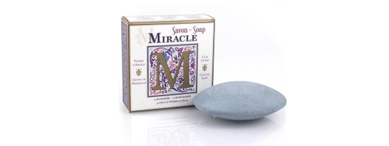 Savon Miracle à la lavande - 120g