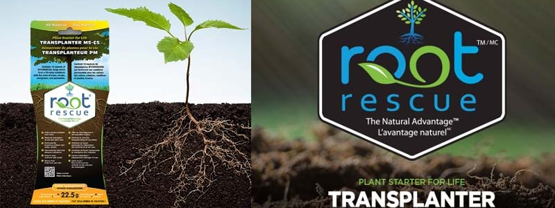 Transplanteur - Root Rescue - 22.5 g