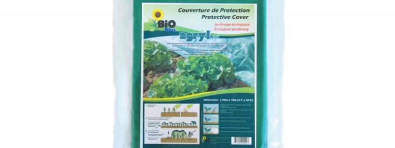 Couverture de protection Agryl P17 pour jardinage   BioPlus