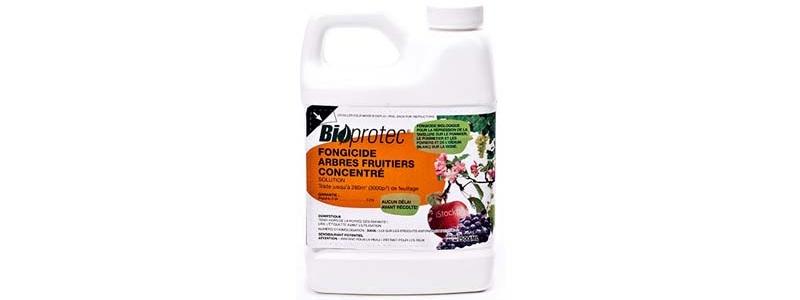 Fongicide arbre fruitier – 500 ml