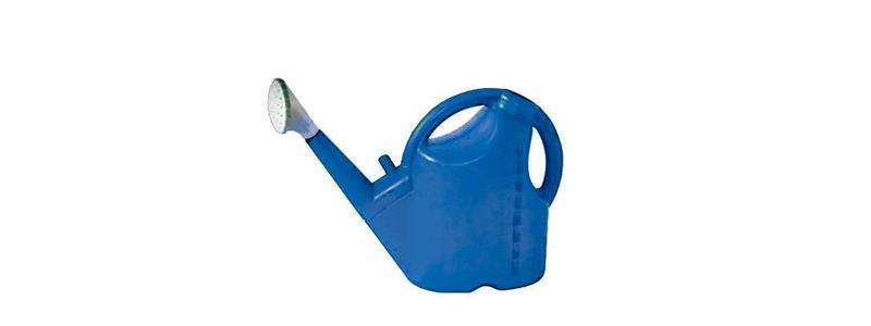 Arrosoir bleu - 1,25 gal.