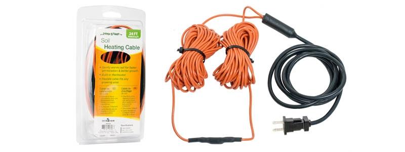 Câble de chauffage de sol - 24'