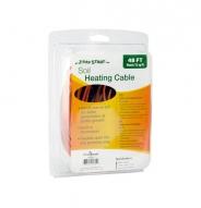 Accessoires de semis Câble de chauffage de sol - 48'