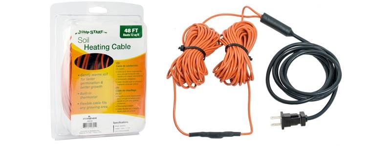 Câble de chauffage de sol - 48'
