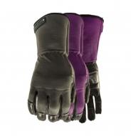 Gants pour femme violet - S