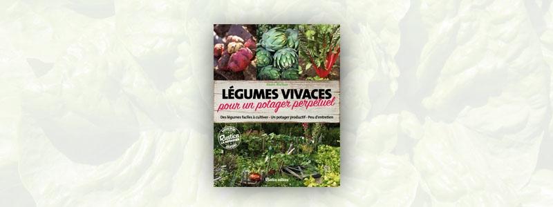 Légumes vivaces pour potager perpétuel