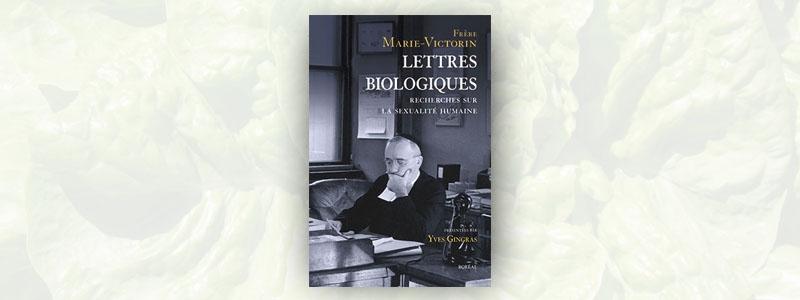 Lettres biologiques