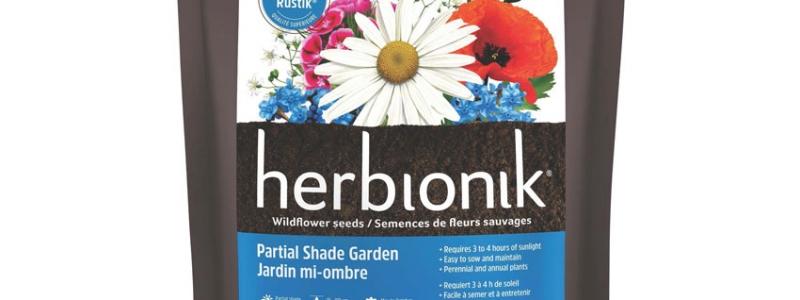 Semences de fleurs - Effet Ombrelle (mi-ombre) - 500 g
