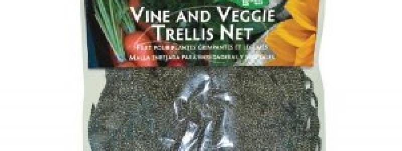 Treillis pour vignes et légumes - Rapiclip - 5 pi x 30 pi
